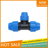 Pp Compression Fittings Estremità Cap PP/PE Fittings per Pipes Plastic Fittings Made in pp Irrigation Supplier