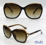 مصمّم جديد تماما بلاستيكيّة نمو نظّارات شمس لأنّ نساء/سيدة ([دب1196ز])