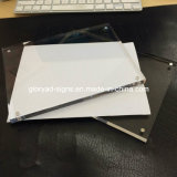 Рамка фотоего магнитного транспаранта конструкции акриловая