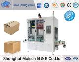 Automatische Karton-Verpackung, die Schrumpfeinfüllstutzen-Maschine (MZ-04, einwickelt)