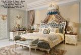 Mobilia di legno classica della camera da letto (FB-B7001A-2)