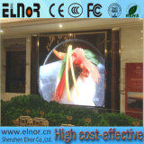Pantalla de interior video especializada de la pared P6 LED del fabricante HD LED
