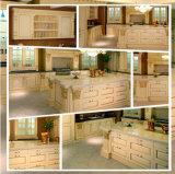 N&Lのモジュラー贅沢な純木の食器棚