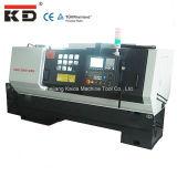 세륨 높은 정밀도 소형 벤치 CNC 선반 기계 Ck6136s