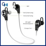새로운 도착 도매는 자유로운 무선 귀 전화 Bluetooth를 수교한다