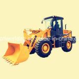 De dieselmotor Aangedreven Lader van het Landbouwbedrijf van Drived van het Wiel (W136II)