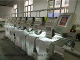 De programmeerbare multi-HoofdWonyo Machine van het Borduurwerk van het Type GLB---Wy908c/Wy1208c