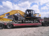 Kobelco Sk200 usou a esteira rolante hidráulica Excavator-2005_9000hrs Mitsubishi-6D31-Engine Readyt-à-Trabalha
