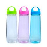 650ML mette in mostra la bottiglia, bottiglia della bevanda, bottiglia di acqua di plastica di sport