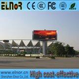 Placa de tela video ao ar livre impermeável do diodo emissor de luz P16 para o anúncio da rua