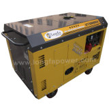 10kVA Air Cooled Four Stroke Super Silent Diesel Generator