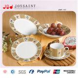 Conjunto de cena de cerámica del último nuevo diseño para la promoción del regalo