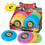 Напольная смешная пластмасса игрушки Frisbee 6 дюймов (H0509162)