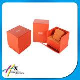 Caja de embalaje del regalo de papel de madera de la alta calidad