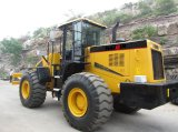 Forte caricatore della rotella (HQ966) con capienza di caricamento di 6.0 tonnellate