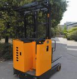 Gelber Farben-Reichweite-Gabelstapler von China