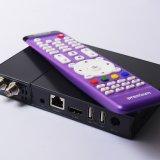 가득 차있는 HD는 상자 인조 인간 Ott DVB-S2 암호해독기를 가진 텔레비젼 산다