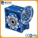 Caja de engranajes del reductor de velocidad del gusano Nmrv050 con el motor eléctrico 1400rpm