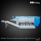 Dispositivo di piegatura completamente automatico della lavanderia, tovaglioli industriali che profilatura lavatrice