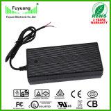 Cargador de batería de Fy4404500 44V 4.5A con el certificado
