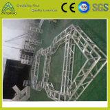 Círculo Vertical escenario de funcionamiento del tornillo Exposición braguero