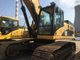 Large usado Hydraulic Original Caterpillar 345D Excavator