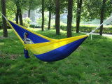 Heißes-Selling Lightweight Indoor und Outdoor Nylon Parachute Hammock, Customized Hammock