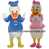 Traje de Mascote de Animal Donald Duck