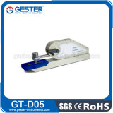 Hand Type die Meetapparaat Crockmeter (GT-D05) wrijven