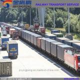 Vervoer van de spoorweg van China aan Kyrgyzstan/Kazachstan/Oezbekistan/Rusland