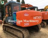 Máquina escavadora, máquina escavadora usada de Hitachi Ex120-3
