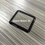 Appleの腕時計42mmのための3Dによって曲げられる熱い曲がる完全なカバー緩和されたガラススクリーンの保護装置