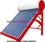 Chauffe-eau solaire de Non-Pression Integrated (180L)