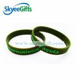 Bei braccialetti del silicone di festa