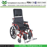 ألومنيوم كرسيّ ذو عجلات يدويّة لأنّ عمليّة بيع