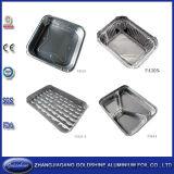 Качество еды Aluminium Foil Food Container для быстро-приготовленное питания