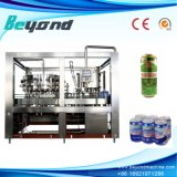 21 Monoblock Beer Can Filling Machine (BYGF)