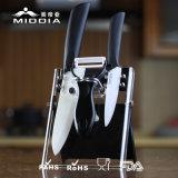 台所道具として陶磁器のKnives&Peelerのためのコックの工具セット
