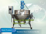 300liter Tilting Cooking Kettle con 20~100rpm Adjustable Speed