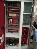 Máquina de estaca principal dobro do CNC do indicador de alumínio