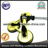 Remettant à outils le poussoir en verre trois griffes Wt-3904