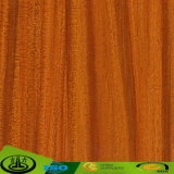 Papier décoratif de mélamine en bois des graines pour des forces de défense principale