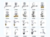 Different MaterialのODM&OEM BrassおよびStainless Basin Faucet