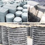 Couvertures de trou d'homme en aluminium