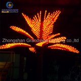 Fake decorativo Palm Artificial Trunk LED Palm Tree Light 2.5m 2015 New Product