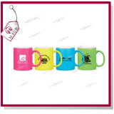 11oz Personalized Printed Colored Sublimation Fluorescence Mug