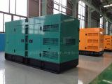 최고 침묵하는 60kw/75 kVA Cummins 방음 발전기 (GDC75*S)