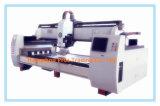 CNC que cinzela a máquina