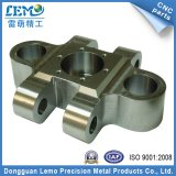 高精度の自動金属機械部品Brass/Steel CNCの機械化の部品