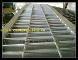 3ft tramite un TUFFO caldo da 20 Ft hanno galvanizzato la grata saldata dell'acciaio